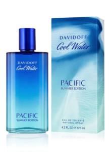 DAVIDOFF Cool Water Man PACIFIC Summer Edition