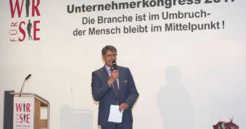 WIR-FÜR-SIE Unternehmerkongress am 07. / 08. Mai 2017 in Fulda