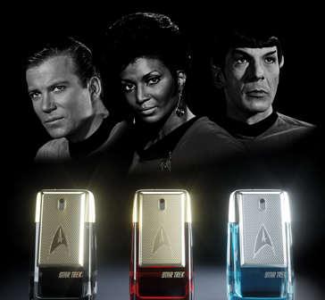 Star Trek Parfum Linie