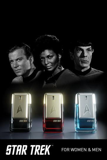Star Trek Parfum