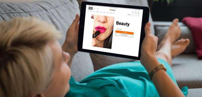 Zalando führt Beauty Kategorie ein