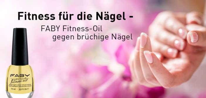 FABY hat es: Anti-Aging für die Nägel