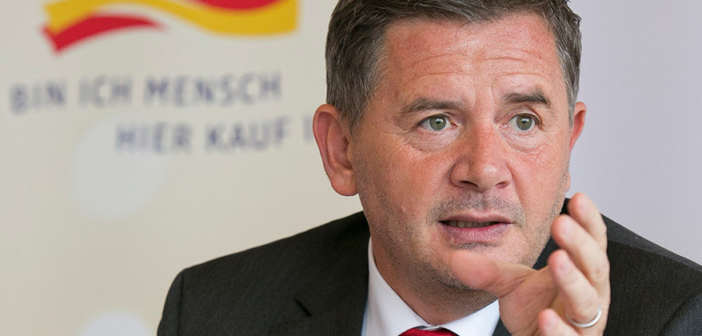Erich Harsch wechselt von dm-drogerie markt zu Hornbach